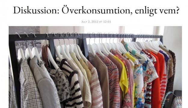 overkonsumtion