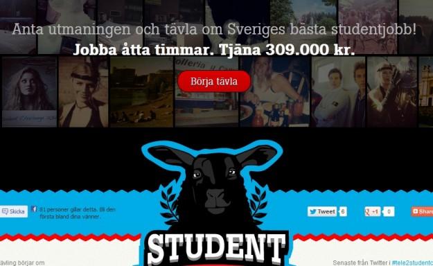 studentjobb