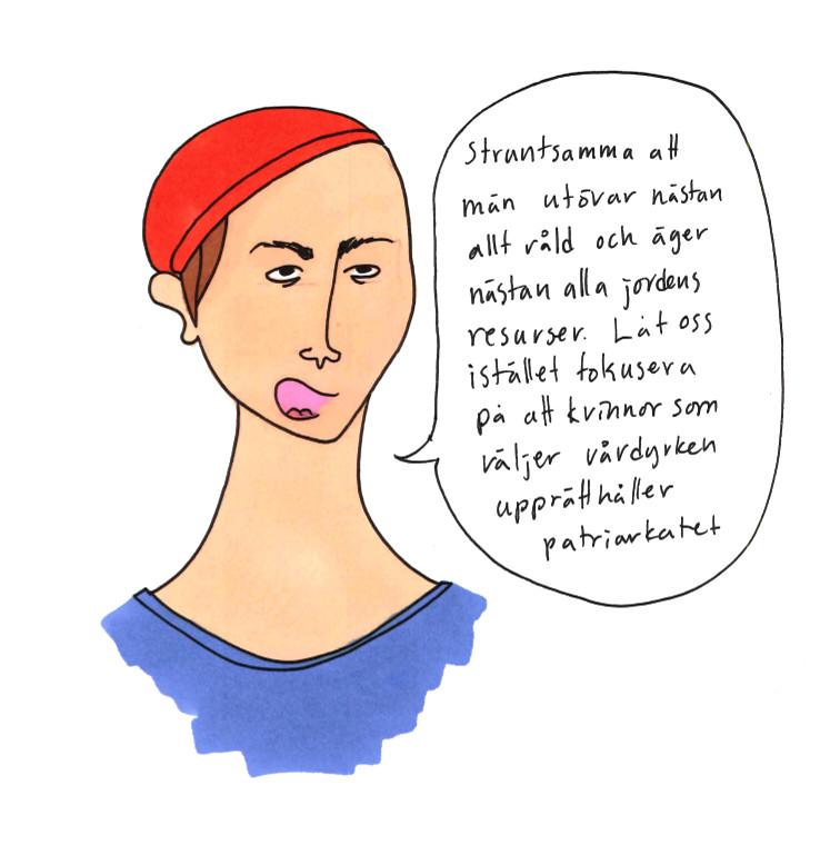 jämställdhetsproblemet
