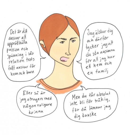 upprätthållpassion