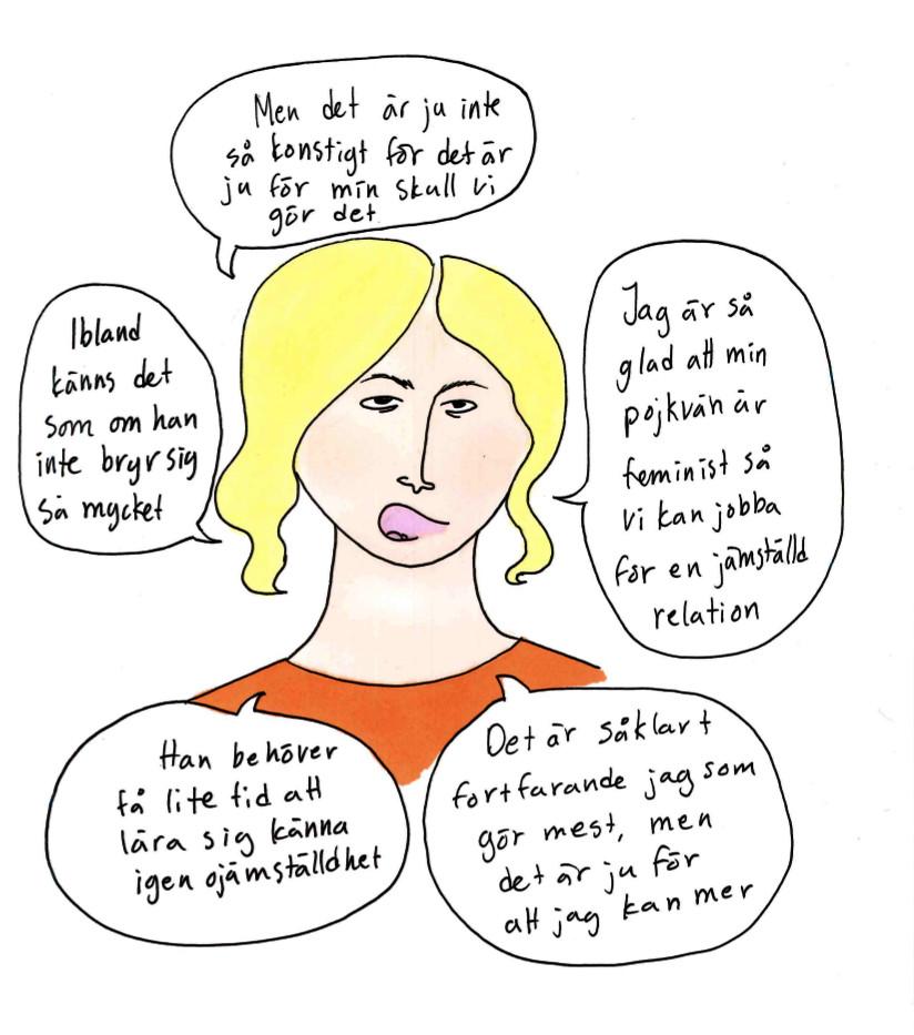 jämställdhetsarbete